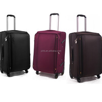 Hot Selling Cloth Luggage Soft Fabric