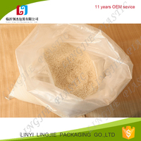 china supplier new polypropylene packaging bag,plastic packing pp woven sack, plastic bag for rice 50kg