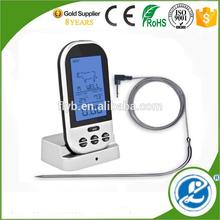weather station outdoor multi channel data logger wireless thermometer