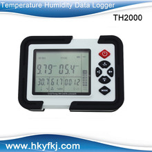 LCD display lab Air Quality CO2 Monitor Thermo-Hygrometer temperature humidity data logger