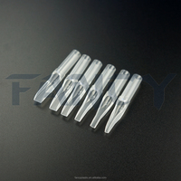 Hot Sale Plastic Disposable Tattoo Needle Tips - Open Magnum Tips