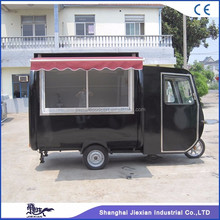 JX-FR220GH Smart motorcycle food cart ice cream bike food trucks for sale