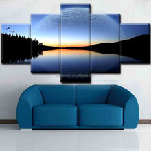 landscape canvas printings oil paintings printed on canvas living room wall art decoration pictures