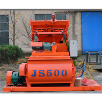 Good price twin shaft mixer concrete with the best quality