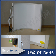 ErP Lot20 Manufacturer for customized image surface curved far infrared heater