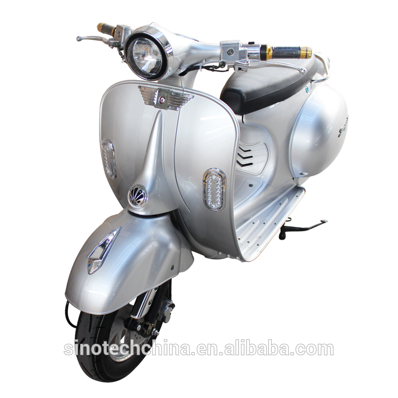Factory price 49cc mini vespa gas scooter with high quality