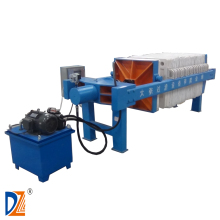 Small Capacity Sludge Dewatering Filter Press