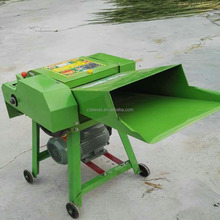Corn straw cutting machine