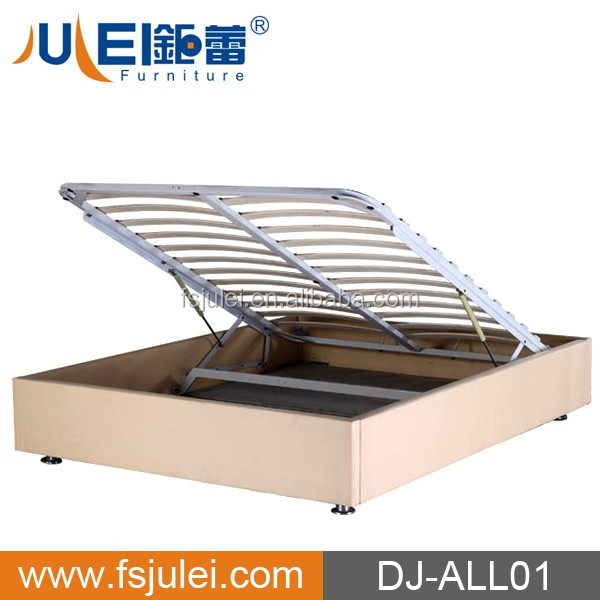 queen size lift storage adjustable bed DJ-ALL01