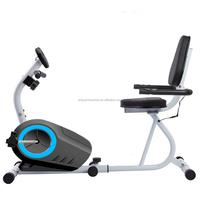 New Magnetic Bike Recumbent Exercise Bike Fitness Bicycle Indoor Fitness