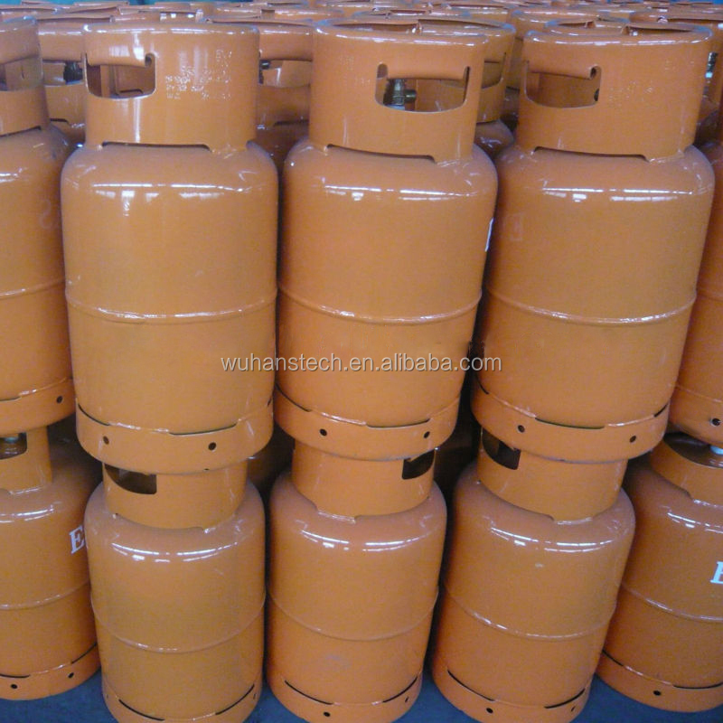South africa sale 15kg natural gas LPG cylinder