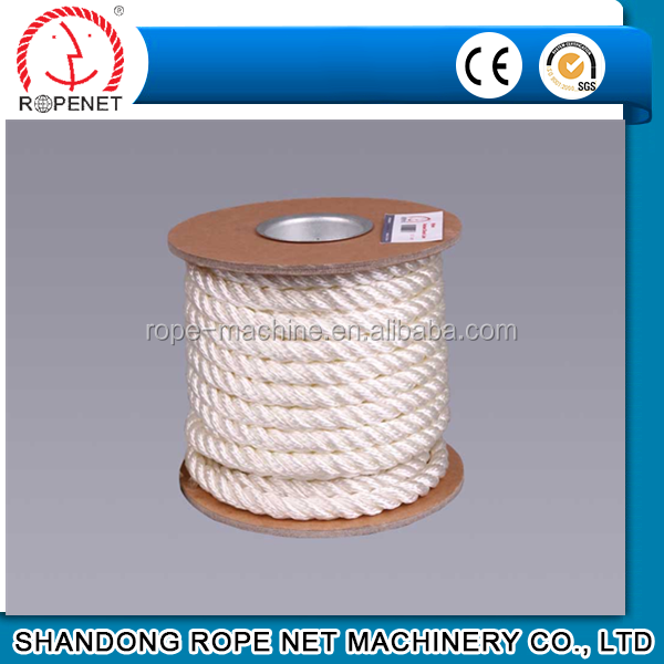 china high strength 3 strands polyamide twisted/twisting rope sale