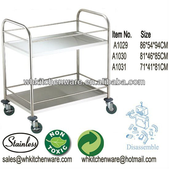 Hotel&Restaurant Equipment/hotel food trolley
