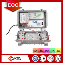ONU+ OR+ 2* EOC One EPON port, one CATV four TV+data mixed output port 3 in 1 EOC Master