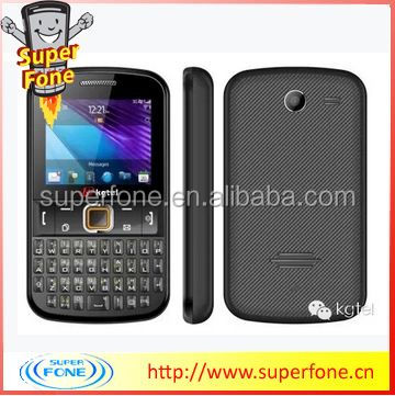 E2220 2.2 inch build in memory 64+32Mbt Qwerty keyboard phones best cell phone for seniors