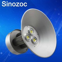 Sinozoc 120w cob type led high bay light 120 watt led high bay light heat sink