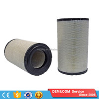 OEM 1421021 1335678 Heavy Duty European Tractor Compressed System Truck Air Filter For Scania