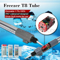 led freezer tube light led freezer light 8ft led tube light refrigrator and freezers