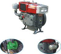 S195WP 12hp water cooled diesel engine 160714
