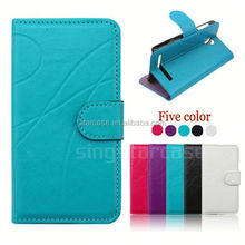 New product phone cases Leather flip cover case for K-Touch U86