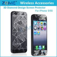 Alibaba Express Used Mobile Phones For Iphone 5S Screen Protector Tempered Glass