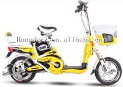 2015 New model portable light weight pedal assisted electric motorcycle