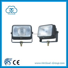 OEM MANUFACTURER halogen Komatsu working light Cat working lamp for excavator hyundai work light 12/24V
