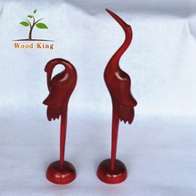 Redwood Wooden Handicraft Gift Furnishing Articles Craft Gift Animal Decorative Vietnam Wood Carving