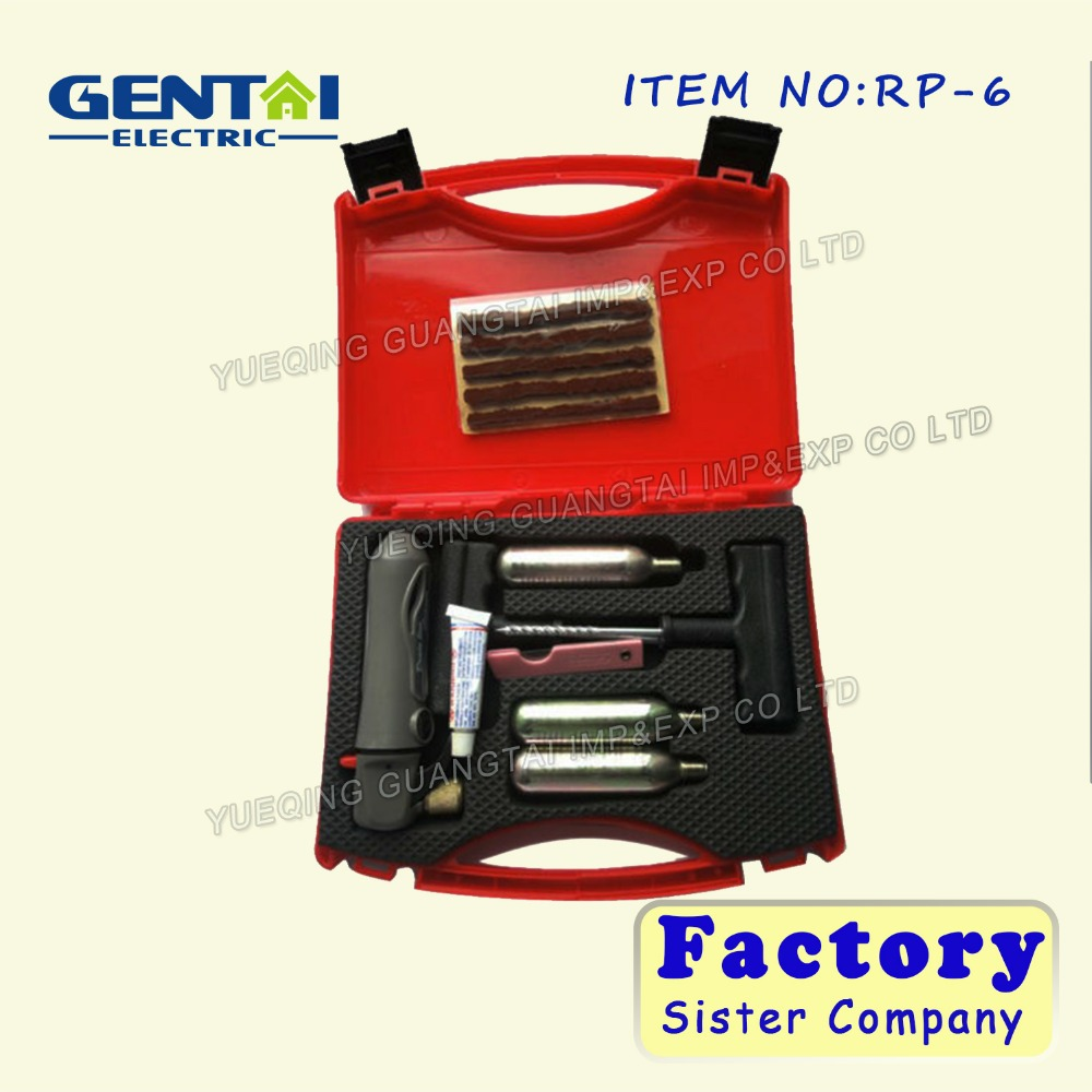 Assurance Tire Repair Metal T-Handle Radial Repair Kit