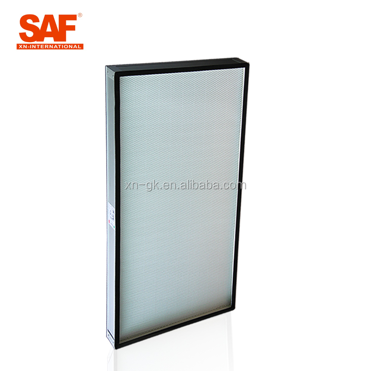 High efficiency Air Filter/Hepa Filter / Ulpa filter for FFU