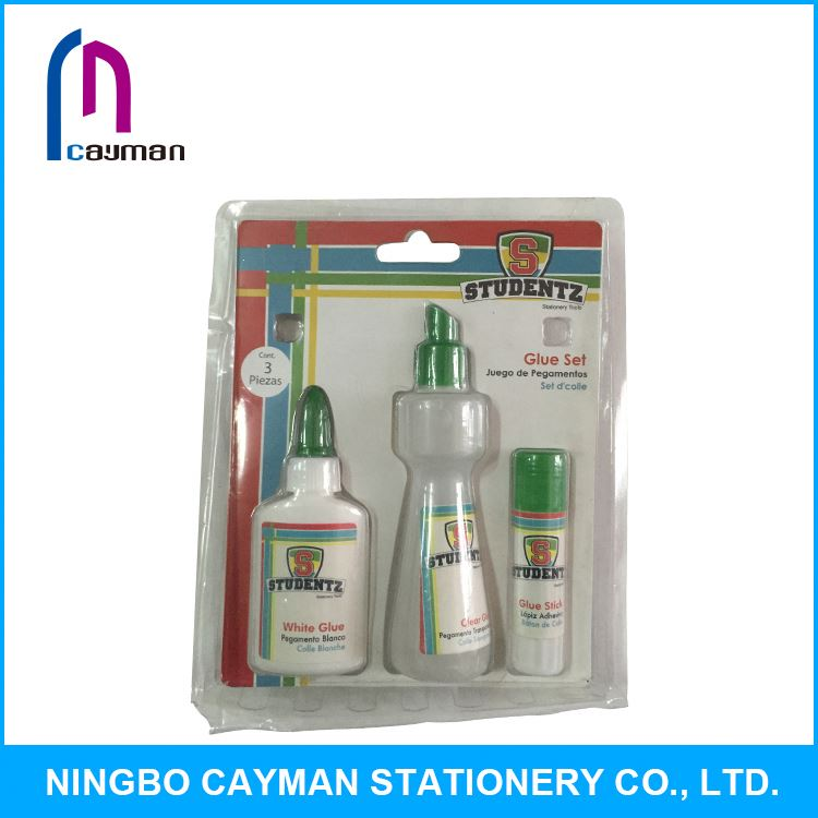 Various colors available hot stamping glue