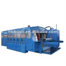 HL series automctic printing and grooving machine hot sell in China