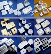 VOLEX WIRING ACCESSORIES & GI ACCESSORY BOXES