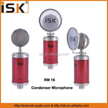 Professional High Quality Large Diaphragm Condenser Microphone for Broadcasting and Recording