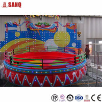 Super manufacturer supply Theme park thrill attraction rides disco tagada for sale