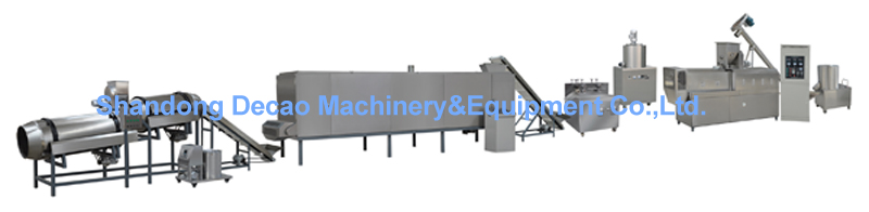 sticky rice strips forming machine