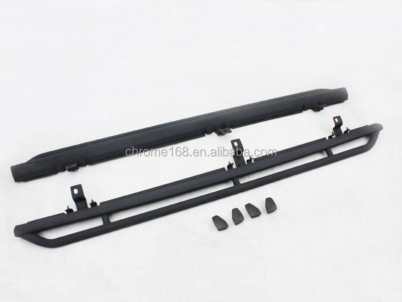 auto parts side bar side step For Jeep wrangler JK 07+ running board 4*4 accessories from Maiker