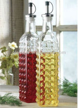 olive oil glass bottle sets