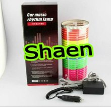 New arrival music control strobe light LED Music Rhythm Light