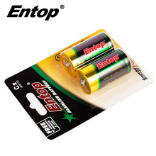 Eco-Frindly Portable LR14 Size C Alkaline Battery