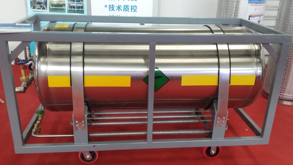 500L LNG Tank liquid gas tank for vehicle