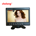 Chelong Manufacture high quality low price 7 inch tft lcd car monitor for bus truck