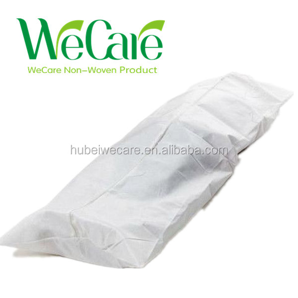 Disposable PP+PE body bags for dead animal bodies 40*80CM