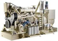 50 Hp Strong Power 2 strokes marine diesel engine