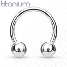 Surgical Steel 316L Circular Barbell CBR Ring Eyebrow Nose Rings