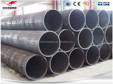 API 5L X60 large diameter thick walled longitudinal welded steel pipe steel pipe for oil and gas