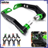 BJ-LG-006 Aluminum 22mm CNC Handlebar Protector Brake Clutch Lever Guard for Kawasaki Z1000