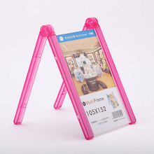 Acrylic Plastic Picture Frames For Gift Shops