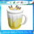 pvc ice cooler inflatable cup with beer and soccer ball printing for promotions and wholesales