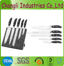 Wholesale 5pcs cutlery kitchen knife set